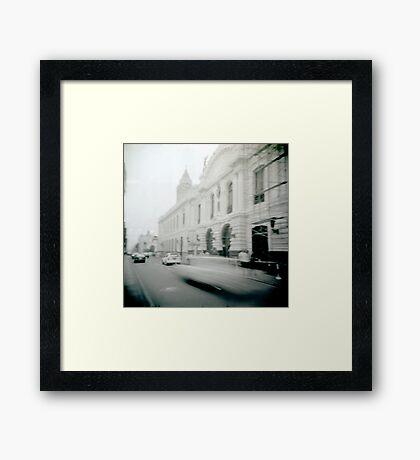 Lima Linda Framed Print