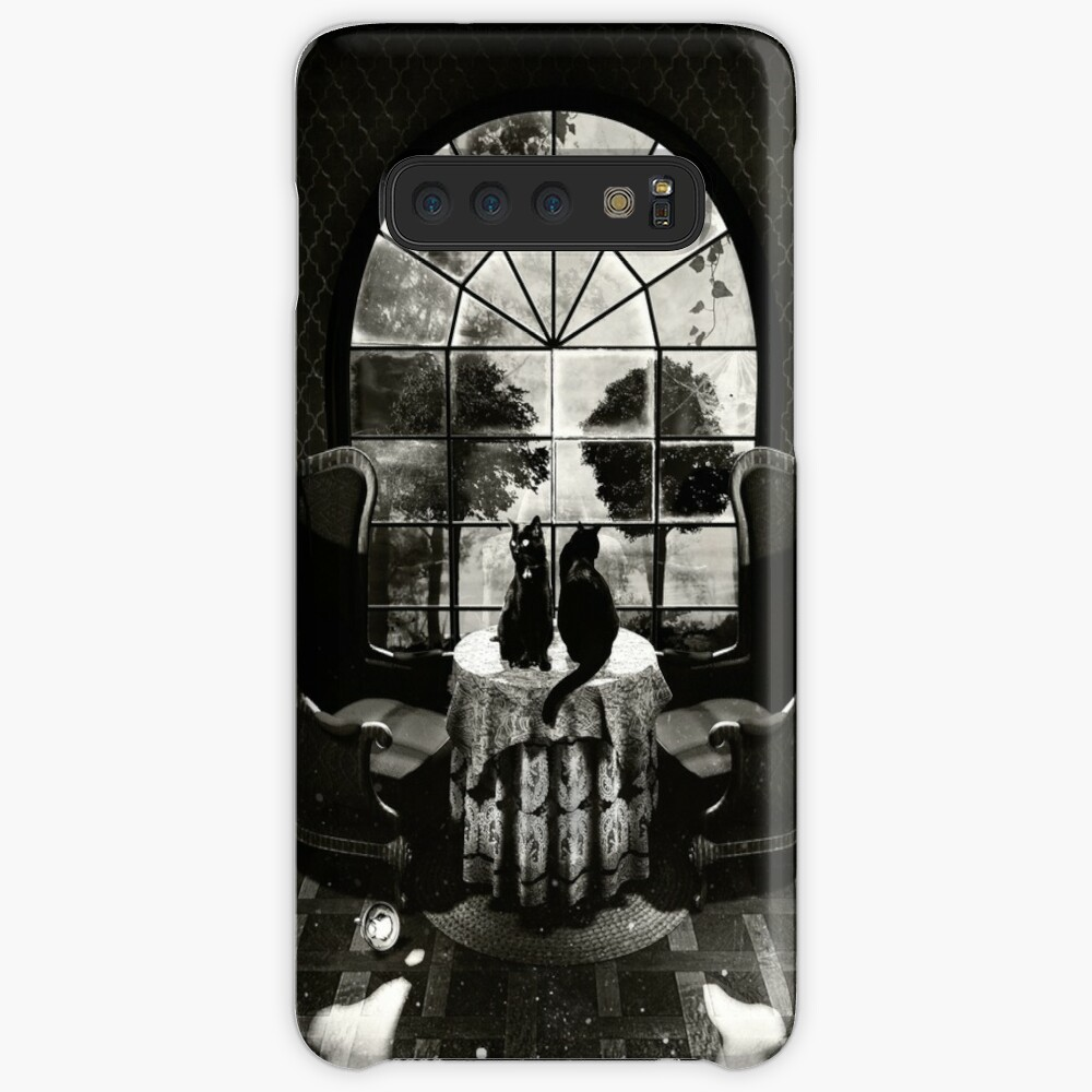 Room Skull Case & Skin for Samsung Galaxy