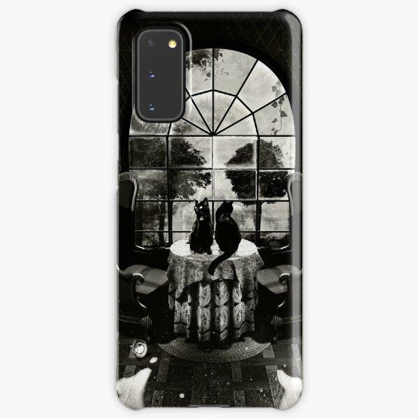 Room Skull Samsung Galaxy Snap Case