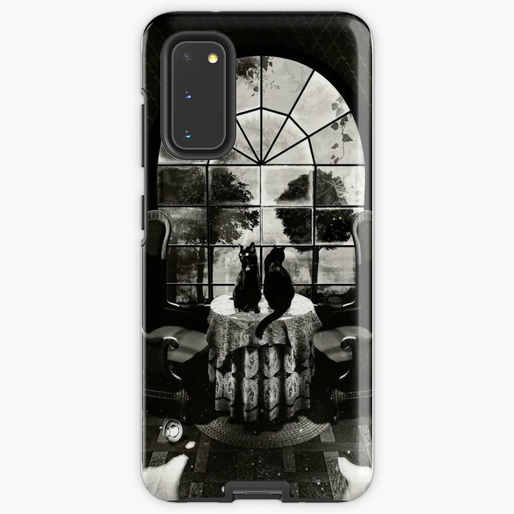 Room Skull Case & Skin for Samsung Galaxy