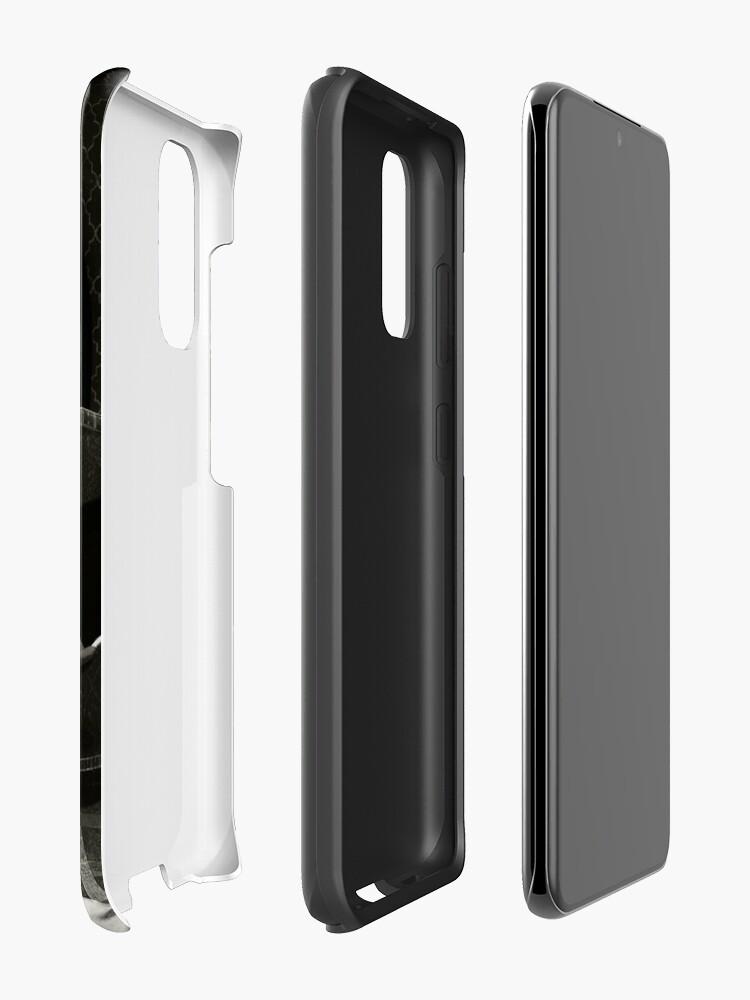 Alternate view of Room Skull Case & Skin for Samsung Galaxy