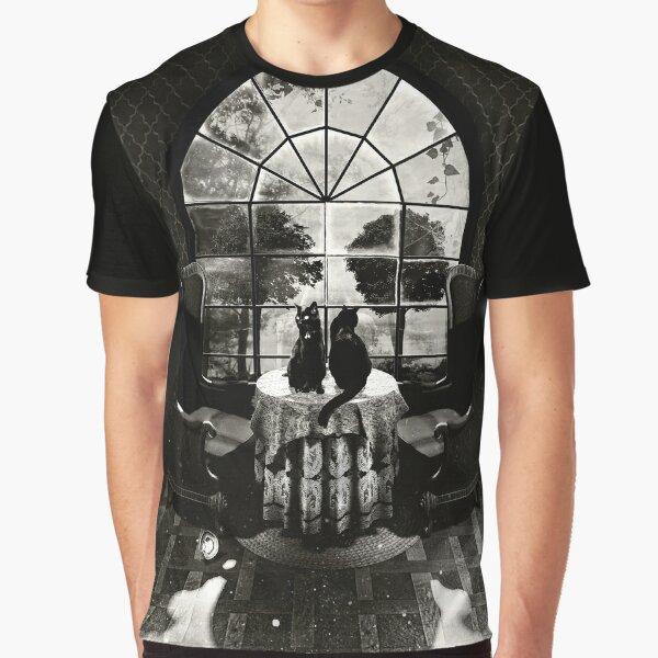 Room Skull Graphic T-Shirt