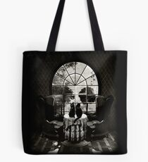 Room Skull Tote Bag