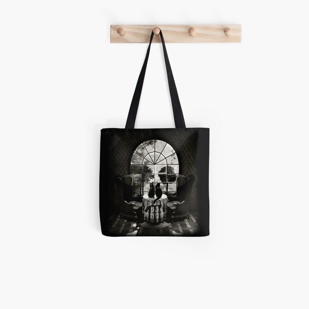 Room Skull Tote Bag