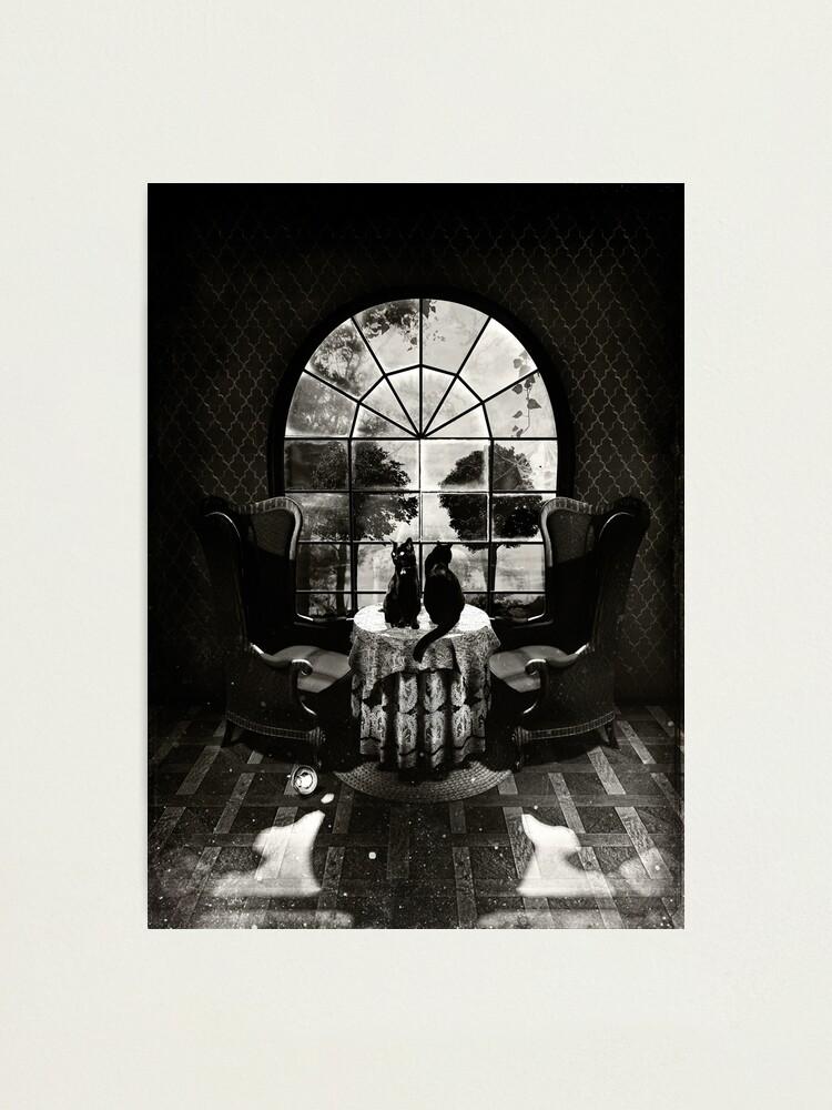 Alternate view of Room Skull Photographic Print