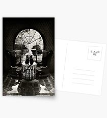 Room Skull Postcards