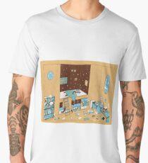 Sloth (Seven Sins Series) Men's Premium T-Shirt