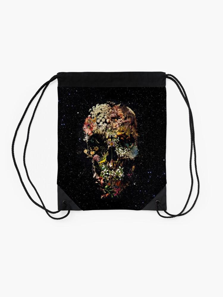 Vista alternativa de Mochila saco Cráneo de Smyrna