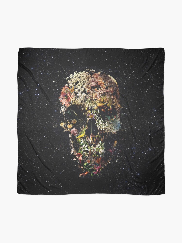 Alternate view of Smyrna Skull Scarf