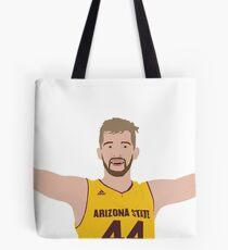 Kodi Justice Arizona State Sticker Tote Bag