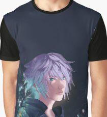 Kingdom Hearts 3: Riku  Graphic T-Shirt