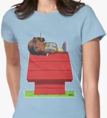 Snoop Women's Fitted T-Shirt