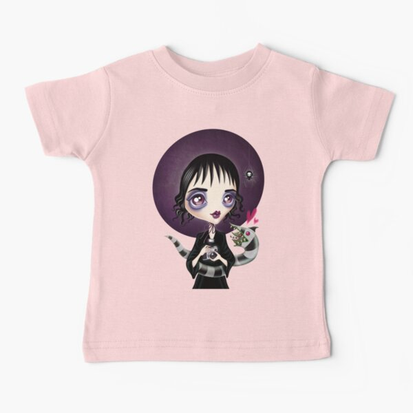 Strange and Unusual - Lydia Deetz Baby T-Shirt