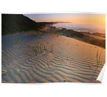 Dunes of Croajingolong. Poster