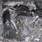 Beating Gold Air 2, Original painting by Dmitri Matkovsky