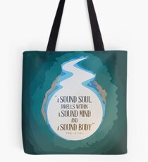 A Sound Soul Tote Bag