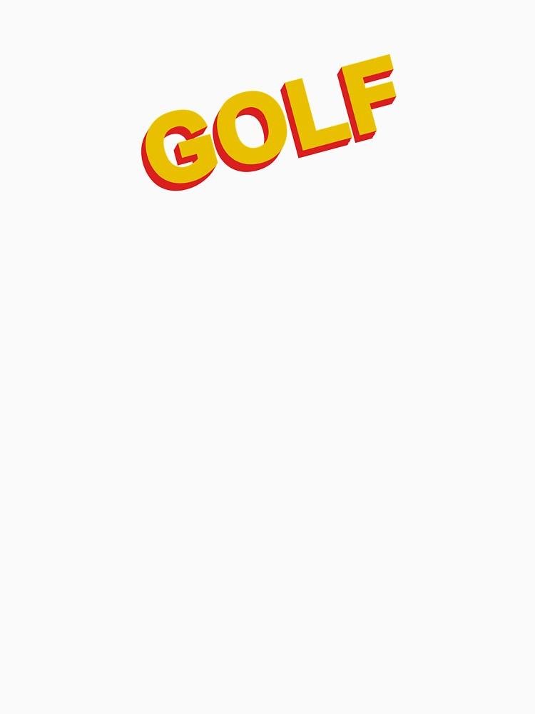 GOLF | Tyler The Creator by PaulyH