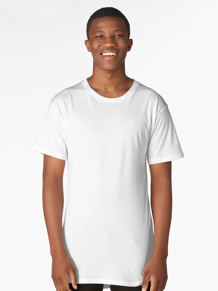 Space Citizen White Long T-Shirt Front