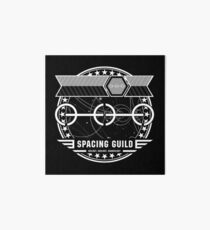 The Spacing Guild - Inspired by Dune Art Board