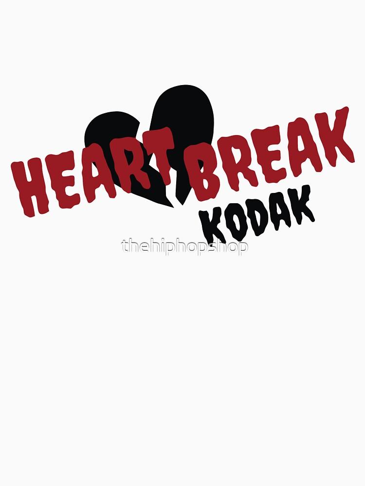 Heart Break Kodak by thehiphopshop