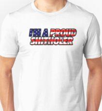 proud shitholer Unisex T-Shirt