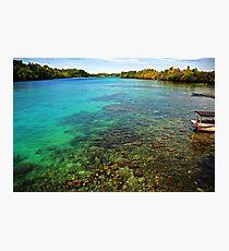 Indonesian Water Photographic Print
