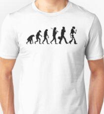 Evolution Of Robot - T-shirt Unisex T-Shirt
