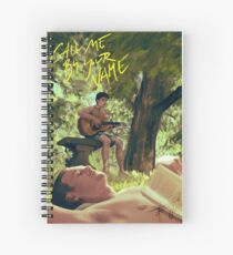 Call me by your name - Hugo Vera Spiral Notebook