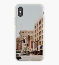 Downtown Los Angeles IV iPhone Case