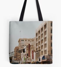 Downtown Los Angeles IV Tote Bag