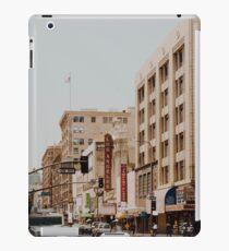 Downtown Los Angeles IV iPad Case/Skin