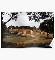 Port Arthur Historic Site - Tasmania Poster