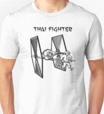 Thai Kämpfer (TIE Fighter) - T-Shirt Unisex T-Shirt