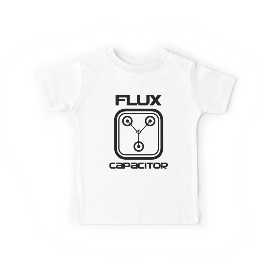 Flux Capacitor - T-shirt by GeeklyShirts