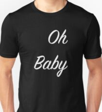 Oh Baby Slim Fit T-Shirt