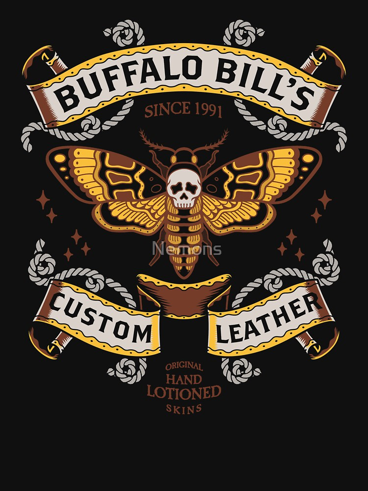 Buffalo Bill's Custom Leather by Nemons