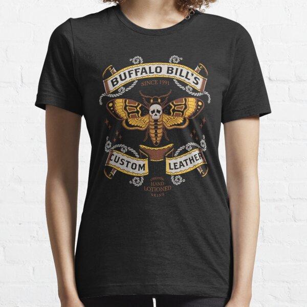 Buffalo Bill's Custom Leather Essential T-Shirt