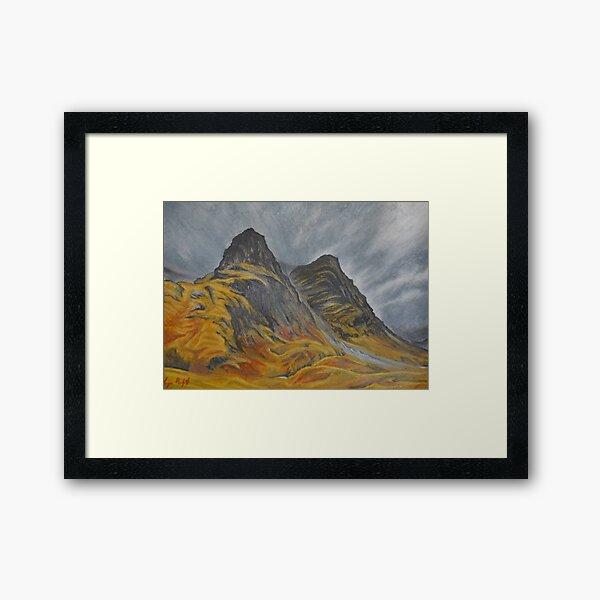 Dreach Scottish Landscapes 1 Framed Art Print