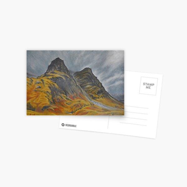 Dreach Scottish Landscapes 1 Postcard