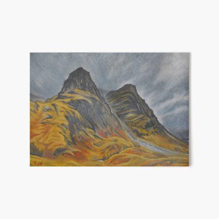 Dreach Scottish Landscapes 1 Art Board Print