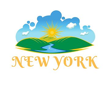 Hudson Valley New York Hudson River Shirt by 6thave