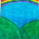 Rainbow by Rannveig Ovrebo