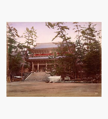 Chion In, Temple, Kyoto, Japan Photographic Print
