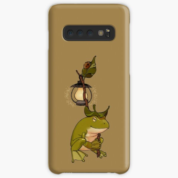 Journey Frog Samsung Galaxy Snap Case