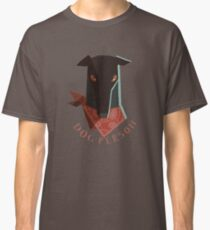 dog person Classic T-Shirt