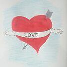 Love by Rannveig Ovrebo