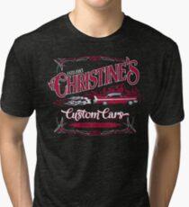 Christine's Custom Cars Tri-blend T-Shirt
