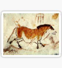 Lascaux Horse Sticker