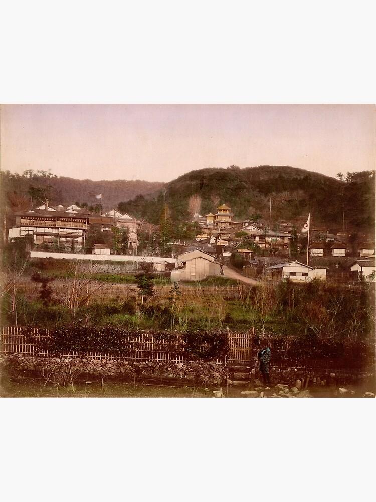 View of Maruyama, Kyoto by Fletchsan