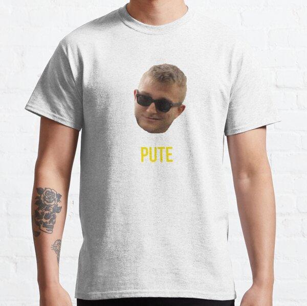 Vald Xeu Pute  T-shirt classique